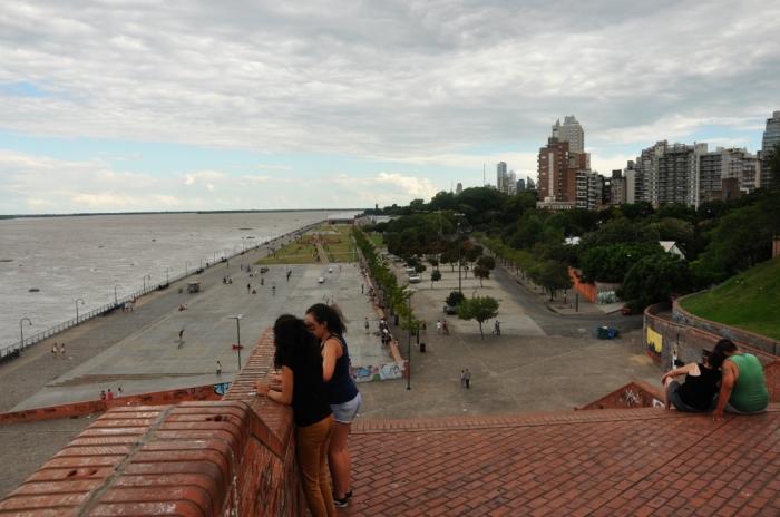 Uferpromenade Rosario